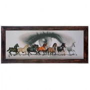 7 Horses Painting EYE