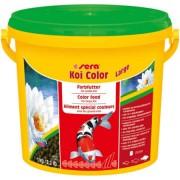 Hrana koi mari, granule, Sera Koi Color Large 3,8L, 930gr, 7025