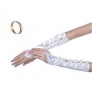 Svadobné rukavičky CLARISA