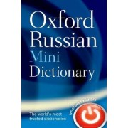 Oxford Russian Mini Dictionary by Oxford Dictionaries