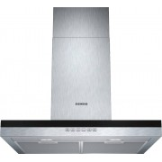 Siemens LC67BE532B 60cm Chimney Hood - Stainless Steel