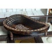 Orientalna drewniana misa Indie składana