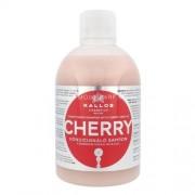 Kallos Cherry Shampoo 1000ml Шампоан за суха коса за Жени За суха коса