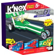 K'nex Collect & Build Racecar Rally Series Dragster 235 pieces