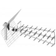 Antena telewizyjna UHF Dipol 44/21-69 Tri Digit ECO DVB-T UHF