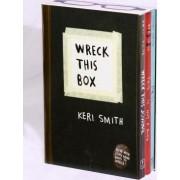 Wreck This Box Boxed Set by Keri Smith