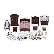 Sylvanian Families 4701 Luxury Master Bedroom Furniture Set