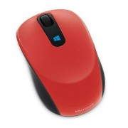 Myš Microsoft Sculpt Mobile Mouse Wireless, Flame Red (43U-00026)