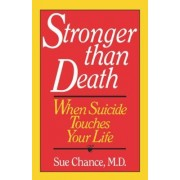 Stronger Than Death by Sue Chance