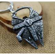 Nouveau Star Wars Millennium Falcon Alliage De Métal En Alliage & Porte-Clés