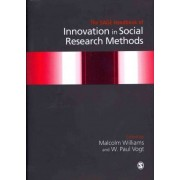 The Sage Handbook of Innovation in Social Research Methods by Malcolm Williams