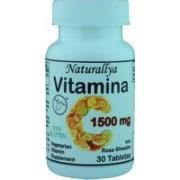 Vitamina C 1500 c/30 tabletas