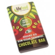 Ciocolata MINI cu guarana si cafea verde raw bio