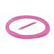 Saccon fékbowden ház pink 5mm