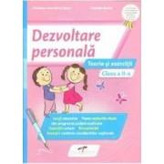 Dezvoltare personala - Clasa 2 - Teorie si exercitii - Cristiana Ana-Maria Boca Daniela Barbu