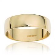 Alliance - Mixte - Or jaune (9 carats) 1.4 Gr - T 66