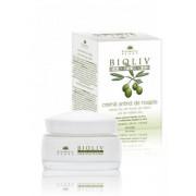 Crema antirid de noapte bioliv 50 ml Cosmetic Plant