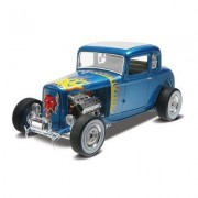 Maquette Voiture : Ford 5 Window Coupe 1932