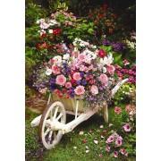 Puzzle de 260 Piezas Anatolian Puzzle Anatolian Jardín de Flores de 260 Piezas