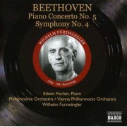 L Van Beethoven - Symphony No.4/ Piano Conce (0636943202579) (1 CD)
