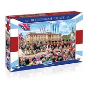 Gibsons Buckingham Palace Jigsaw 1000 Pieces Puzzle