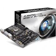 ASRock Mod 1150 Z87 Pro4 (ATX) Scheda Madre, Nero