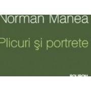 Plicuri si portrete - Norman Manea
