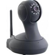7 LINKS Caméra IP HD Indoor orientable ''IPC-260.HD'' - Noir