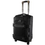 Macaroni Lettiga Business Professional Trolley Laptop and Lugguge Case-Black