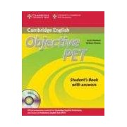 Hashemi Louise Objective Pet (2nd Ed.): Student S Book With Answers With Cd-rom M
