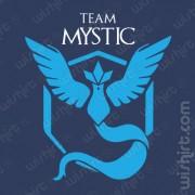 T-shirt Team Mystic