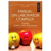 Familia un laborator complex - Annie Germain Annie Richard Nicolas Beffort