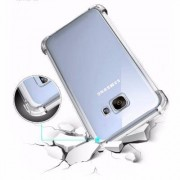 Samsung Housse Silicone Ultra Slim Transparente avec Renfort pour Samsung Galaxy A3 2017