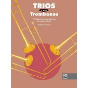 Trios for Trombones by John Cacavas