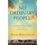 No Ordinary People by David McLaughlan