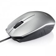 Мишка Asus UT280 Wired Optical Mouse, 1000dpi, USB, Silver, 90XB01EN-BMU060