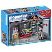Playmobil Motor Bike Shop - 5982