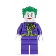 Lego Super Heroes (Batman) Joker Minifigure (2012)