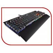 Клавиатура Corsair K70 Lux MX RGB Red CH-9101010-RU