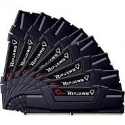 G.Skill RipJaws 5 Series Noir 64 Go (8x 8 Go) DDR4 3200 MHz CL14 PC4-25600 - F4-3200C14Q2-64GVK