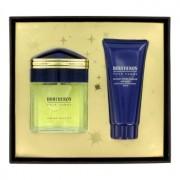 Boucheron 3.4 oz / 100 mL Eau De Toilette Spray + 3.4 oz / 100 mL After Shave Balm Gift Set Men's Fragrance 441270