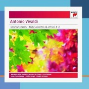 Claudio Scimore,Jean-Pierre Rampal - Antonio Vivaldi:The Four Seasons,Flute Concertos op.10 nos.1-3 (CD)