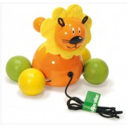 Vilac Baby Lion Pull Toy