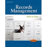 Records Management by Mary Lea Ginn