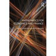 Mathematics for Economics and Finance by Michael Harrison