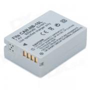 NB-10L 7.4V 920mAh bateria para Canon PowerShot SX 40hs - Blanco