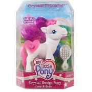 My Little Pony G3: Love-A-Belle - Crystal Princess Crystal Design Pony Action Figure