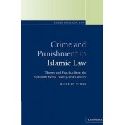 Crime and Punishment in Islamic Law by Rudolph Peters