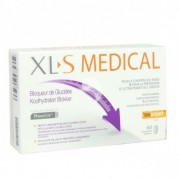 XLS Medical bloqueur de glucides bte 60 gélules