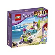 """LEGO 41306 """"Mia's Beach Scooter"""" Building Toy"""